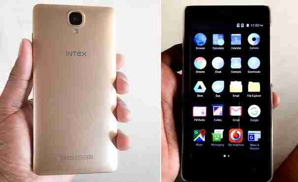 Intex lion 4G