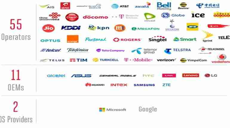 MTN and Airtel among the Chat Carriers