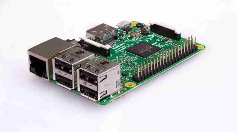 Raspberry pi is a tiny affordable computer you can use to learn programing