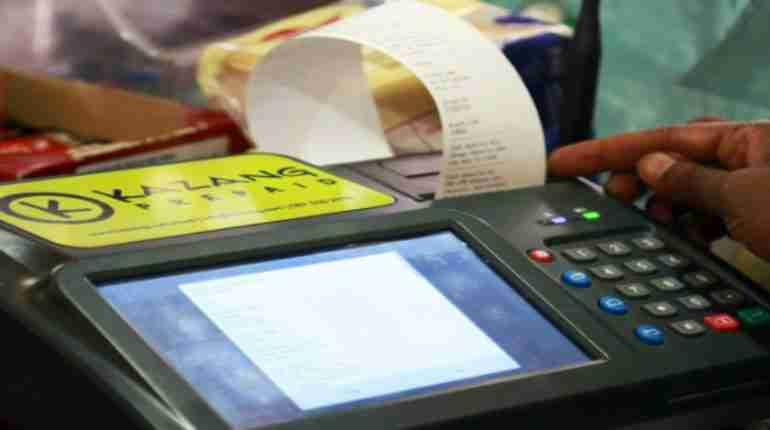 kazang micropayment system in Zambia