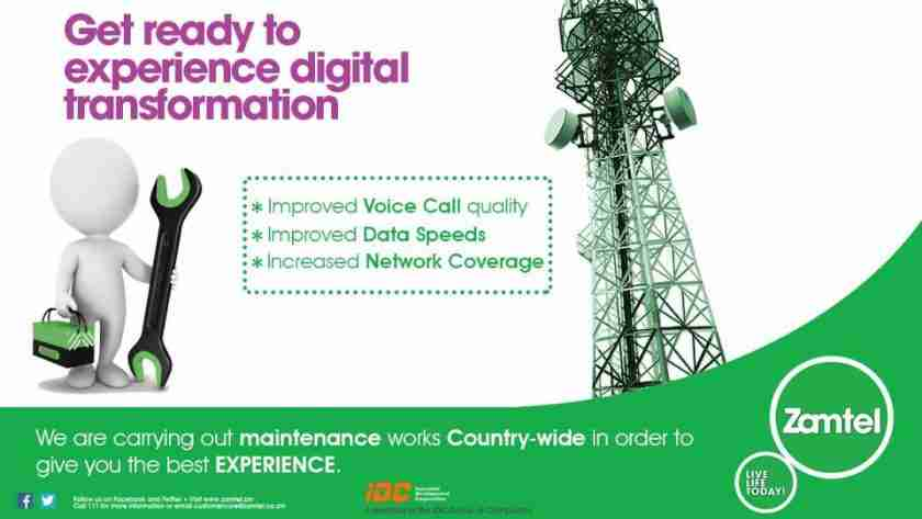 Zamtel embarks on reorganisation targeting efficiency and cost reduction 2