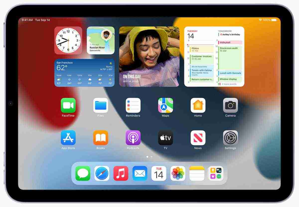 Whats new in iPadOS 15